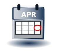 April 15 tax refunds